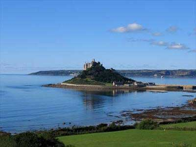 Hotels, Guest Houses and B&Bs near St Michaels Mount
