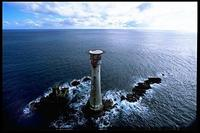 The Eddystone Lighthouse, Plymouth