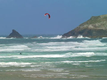 Surf report for Constantine bay, Newquay, Cornwall
