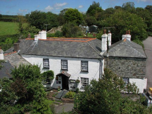 Cornwall Rooms, Hotels, Guest Houses and B&Bs